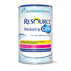 RESOURCE ThickenUp Clear Pó - Sem sabor - Lata 125g